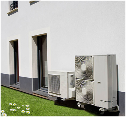 Maintenance pompe à chaleur à Saumur, Cholet, Durtal, Segré